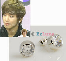 Korean drama YOU'RE BEAUTIFUL CNBlue 9mm Round Earrings