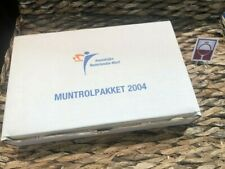 NEDERLAND 2004 - EUROMUNTEN - MUNTROLPAKKET - MUNTROLLEN PAKKET - YEARPACK