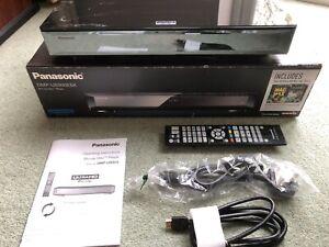 Panasonic DMP-UB900 EBK 4K UHD Blu Ray Player - Needs Service / Repair