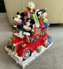 "Radko Cloudcutter 5/"" Snowman In Flying Car Ornament 1016135 LE NWT"