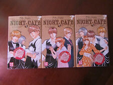 NIGHT CAFE - MY SWEET KNIGTS Intégrale en 3 tomes