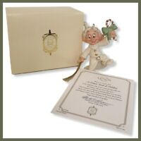 LENOX A DOPEY KIND OF HOLIDAY Ornament - NEW In Box - Disney Snow White With COA
