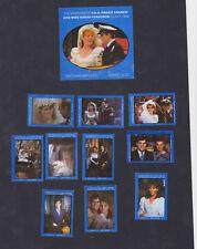 Série étiquettes allumettes Royaume Uni B52971 Mariage Prince Andrew Fergusson 2