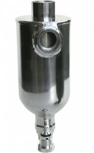Aluminium Universal Breather Tank - CLEARANCE PRICE (POLISHED)