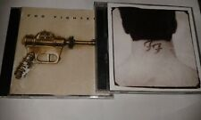 2 FOO FIGHTER CDS FOO FIGHTERS & THERE IS NOTHING LEFT TO LOSE