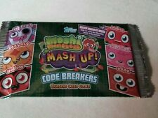 MOSHI MONSTERS 'MASH UP' CODE BREAKERS TRADING CARDS 41 X NEW sealed packs