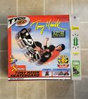 TONY HAWK Xtreme Tyco R/C Skateboard with remote UNOPENED -  VTG 2001