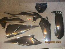 KTM SXF250 SXF350 SXF450 2019 X-FUN black complete full plastic kit PK4016