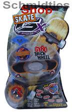 GX skate Racers Gyro truco Wheel skateboard-modelo 01 (azul)