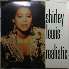 "R&B/Soul Sealed 12"" Lp Shirley Lewis Realistic On A&M"