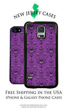 Disney Haunted Mansion Eyes Purple Apple, Samsung, LG, Google Pixel Phone Case