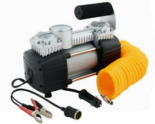 TIREWELL 12V Tire Inflator-Heavy Duty Double Cylinders Air Compressor 150PSI