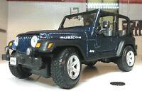 Jeep Rubicon Wrangler 4.0 V8 4x4 LGB 1:24 27 Echelle détaillé