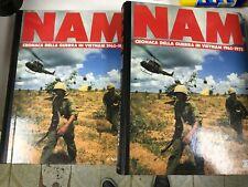 B2 NAM CRONACA DELLA GUERRA IN VIETNAM 1965 - 1975 2 volumi rilegati.