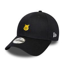 New Era Infant Baby Kids 0-2 Yrs Disney Winnie The Pooh Navy 9FORTY Baseball Cap