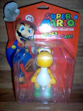 Figurine Super Mario - Yoshi Jaune - Action Figure Collection - Nintendo 2011