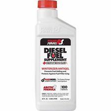 Power Service Diesel Fuel Supplement Treatment 32oz TJM 01025