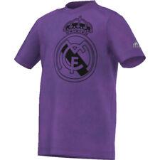 Magliette , maglie e camicie adidas per bambini dai 2 ai 16 anni girocollo poliestere