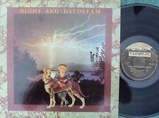 Ananta ORIG US Promo LP Night and daydream NM '78 Prog Rock