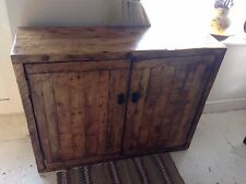 Hand Crafted Side cupboard