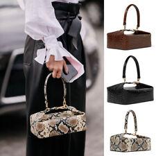 Meghan Markle Street Style Unique Lunch Powder Box Bag Handbag Tote Fashion Week