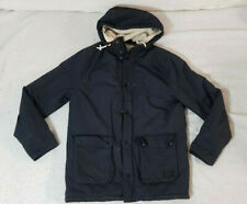 Divided (by H&M) - D&B Supply - Navy-blue winter jacket Dunkelblaue Winterjacke