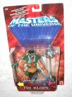 200X Tri Klops (MOC) - Masters of the Universe (modern figure) - 100% complete