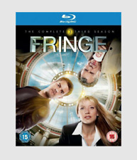 Fringe Season 3 Blu-Ray [Region Free] The Complete Third Season Sci-fi Series