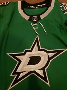 DALLAS STARS ADIDAS AUTHENTIC HOME NHL HOCKEY JERSEY Victory Green NWT