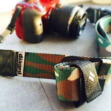 Japan diagnl Ninja Camera Strap Camo DSLR Nikon Canon Sony Leica
