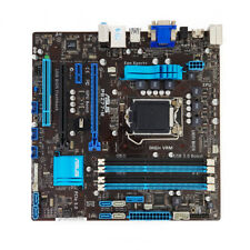 For ASUS P8Z77-M LGA1155 DDR3 Socket H2 Intel Z77 HDMI VGA Desktop Motherboard