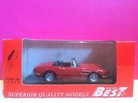 MODEL BEST SUPERBE FERRARI 330 GTC SPYDER NEUF EN BOITE ech 1/43 I7
