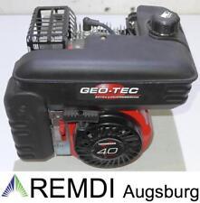 Tecumseh 4-Takt Motor 4 HP Geotec 40 G Ecotec mit konischer Welle