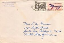 1969-- 20p Gandhi Centenary Stamp On Cover. Partial Postmark