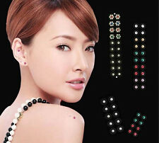 20pcs Weight Loss Magnet Crystal magnetic ear acupressure seed Stop Smoking diet