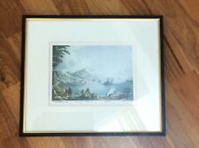 More details for very rare antique engraving of hong kong