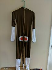 Sock Monkey one piece/unitard kigurumi cosplay pajamas size XXS