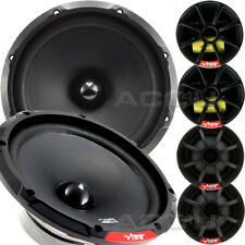 "Vibe SLICK6C-V7 Slick 6C 6 Comp 6.5"" 540w Car Door Component Speakers System Set"