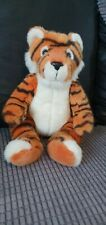 Build a Bear Soft plush Tiger Teddy Bear