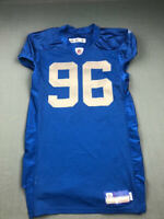 2008 Andre Fluellen Game Issued Detroit Lions Football Jersey Used Florida State