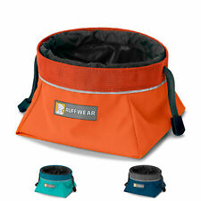Ruffwear Quencher Cinch Top Portable Dog Bowl - All Varieties
