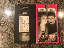 Number 17 Vhs! 1932 Mystery! Also See The Ghost Train & Charade