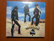 Motorhead - Ace of Spades Brazilian version Digipack remaster RARE