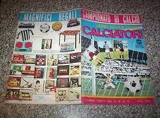 ALBUM CALCIATORI RELI 1968 1969 ORIGINALE CON 32 FIGURINE TIPO PANINI EDIS MIRA