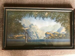 - Woman Outstretched Arms -Vintage- Original frame