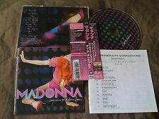 MADONNA / confessions on a dancefloor / JAPAN LTD CD OBI