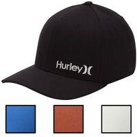 Hurley Men's Dri-FIT Corp Flex Fit Hat Cap