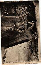 CPA  La Chaise-Dieu - Les cariatides du Buffet d'Orgues (XVI s) ...   (585959)