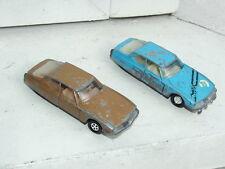 Majorette Die cast metal model car 1/65 Citroen SM Maserati V6 auto voiture mini