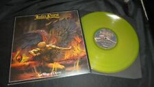Judas Priest ‎– Sad Wings Of Destiny UK 2010 Back on Black YELLOW LP vinyl Mint-